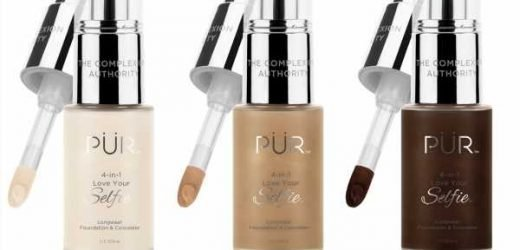 Pur Cosmetics Launches Foundation With 100 Diverse Shades
