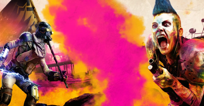 Here's How to Play 'Rage 2' According to Its Creative Director
