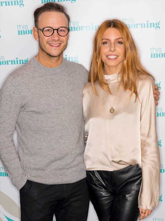 Stacey Dooley 'CONFIRMS' romance with Kevin Clifton with cosy snap