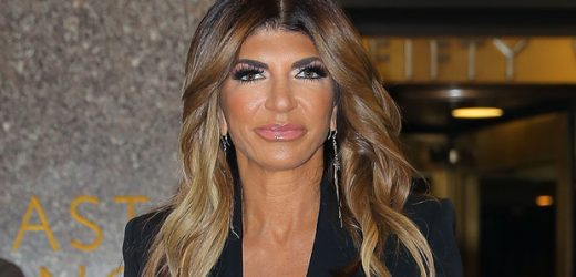 'RHONJ's Teresa Giudice Trolled By Fans For 'Endorsing Dangerous Pills' In New Weight Loss Ad