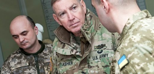 National Guard general demoted for affair with married subordinate