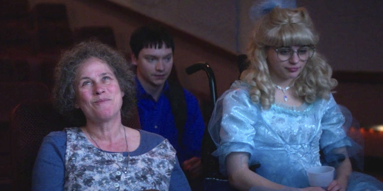 Yes, The Act's Movie Theater Sex Scene Between Gypsy Rose Blanchard and Nicholas Godejohn Really Happened