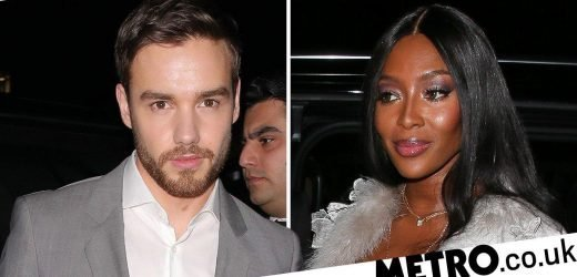 Naomi Campbell 'ends romance with Liam Payne' after four months