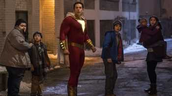 Box Office: 'Shazam!' to Remain No. 1 as 'Hellboy' Fizzles