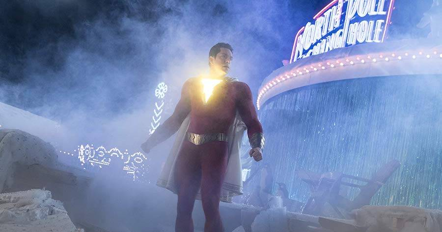 Box Office: 'Shazam!' Scores Again, 'Little' Edges Out 'Hellboy'