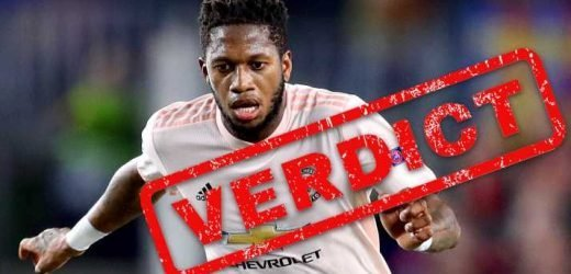 Man Utd Fred and buried as flaws are laid bare by ruthless Messi and Barca