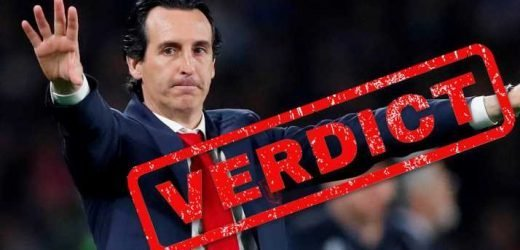 Emery's men gave the kind of powerfully disciplined performance which we didn't believe they were capable of
