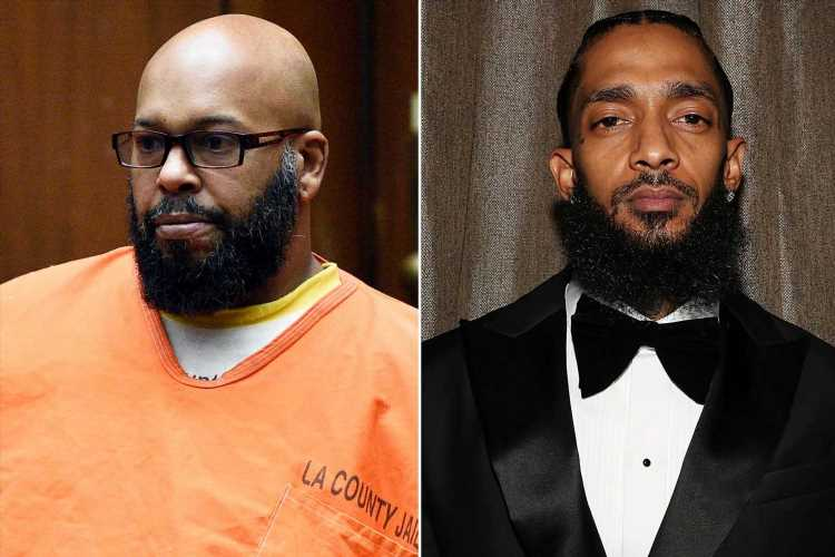 Suge Knight thinks Nipsey Hussle's neighborhood loyalty contributed to his death