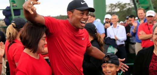 Tiger Woods Wins Masters Tournament: How His New Confidence & Fire Fueled Epic Comeback