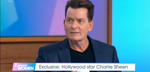 Charlie Sheen reveals being 'too irresponsible' to care for his daughter forced him get sober