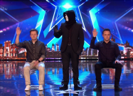 Is this Britain's Got Talent's creepiest audition ever? Fans awestruck by Ant McPartlin and Declan Donnelly stunt by masked magician