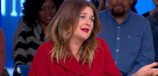 Drew Barrymore says her daughters love watching '50 First Dates' and 'Ever After'