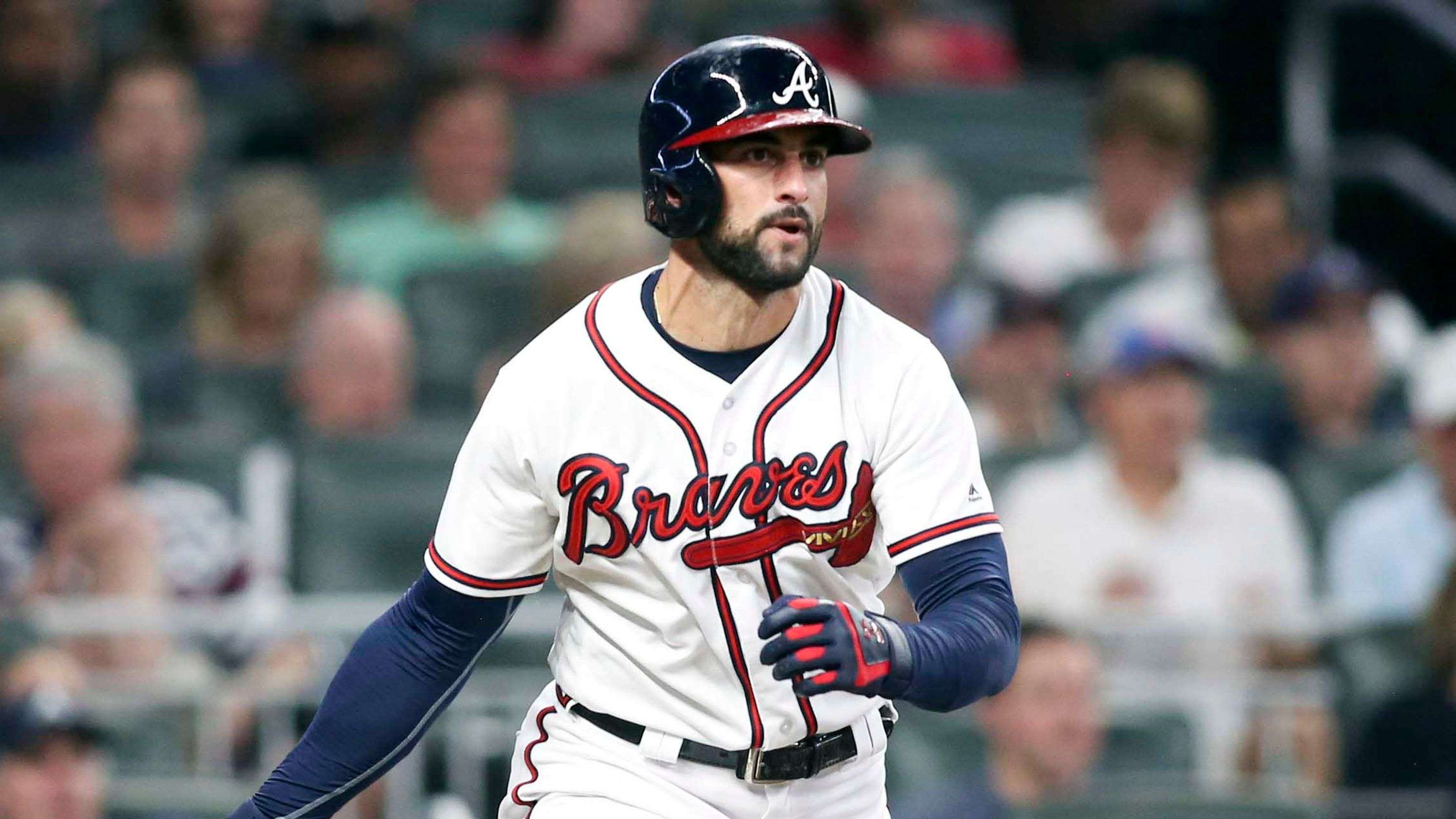 Five guns, $20,000 cash stolen from MLB All-Star Nick Markakis' Atlanta home