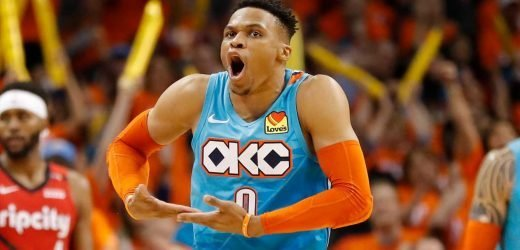 Opinion: Russell Westbrook's 'next question' latest example of gap between NBA stars, fans