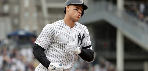 Yankees star Aaron Judge sidelined with 'pretty significant strain' – same injury that ended season in 2016