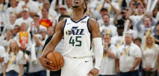 Opinion: Jazz star Donovan Mitchell is special, and he deserves more praise