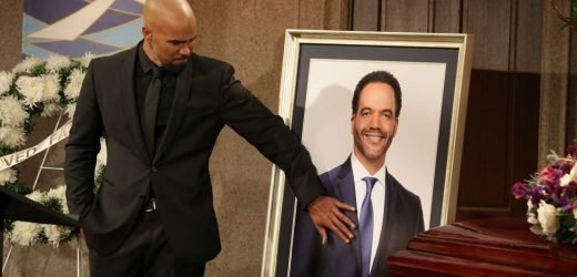 'Young and the Restless' tribute: Shemar Moore, Victoria Rowell honor Kristoff St. John