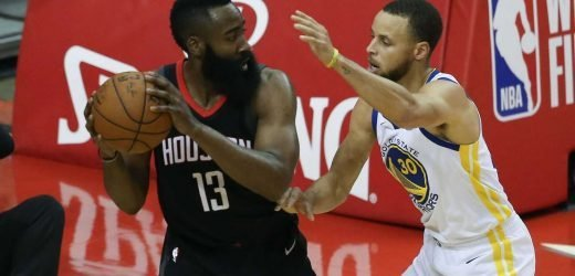 James Harden on Rockets beating Warriors: 'We're more than capable'