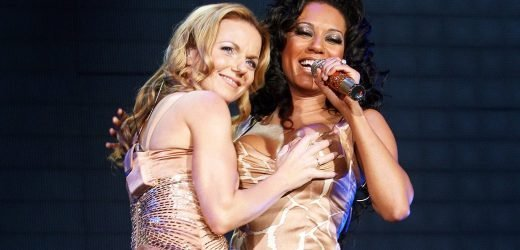Ginger Spice denies ever having sex with Mel B during early Spice Girls days