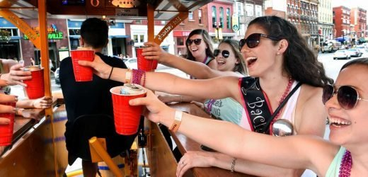 The NFL draft is in Nashville — and it is ruining bachelorette parties