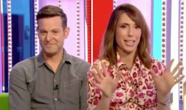 The One Show: Alex Jones SNAPS at Matt Baker over Strictly Come Dancing swipe