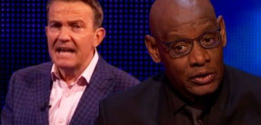 The Chase: 'You can't do that!' Bradley Walsh SCOLDS contestant over graphic remark