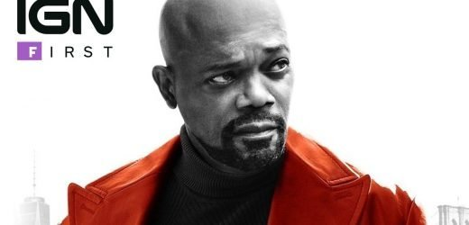 Shaft Meets Method Man in This Exclusive Photo – IGN First