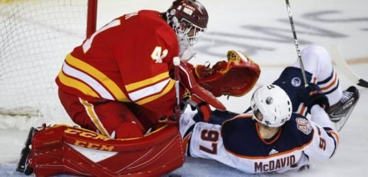 McDavid to have MRI, says he'd be 'a complete loser' to not be frustrated by Edmonton Oilers' season