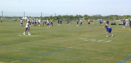 Winnipeg Blue Bombers wrap things up in Florida