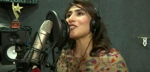 Living the dream: Young Pakistani wins over family to let her sing