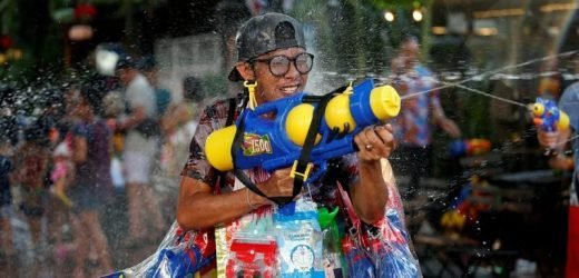 World's biggest water fight canceled in Thai tourist haven for king's coronation