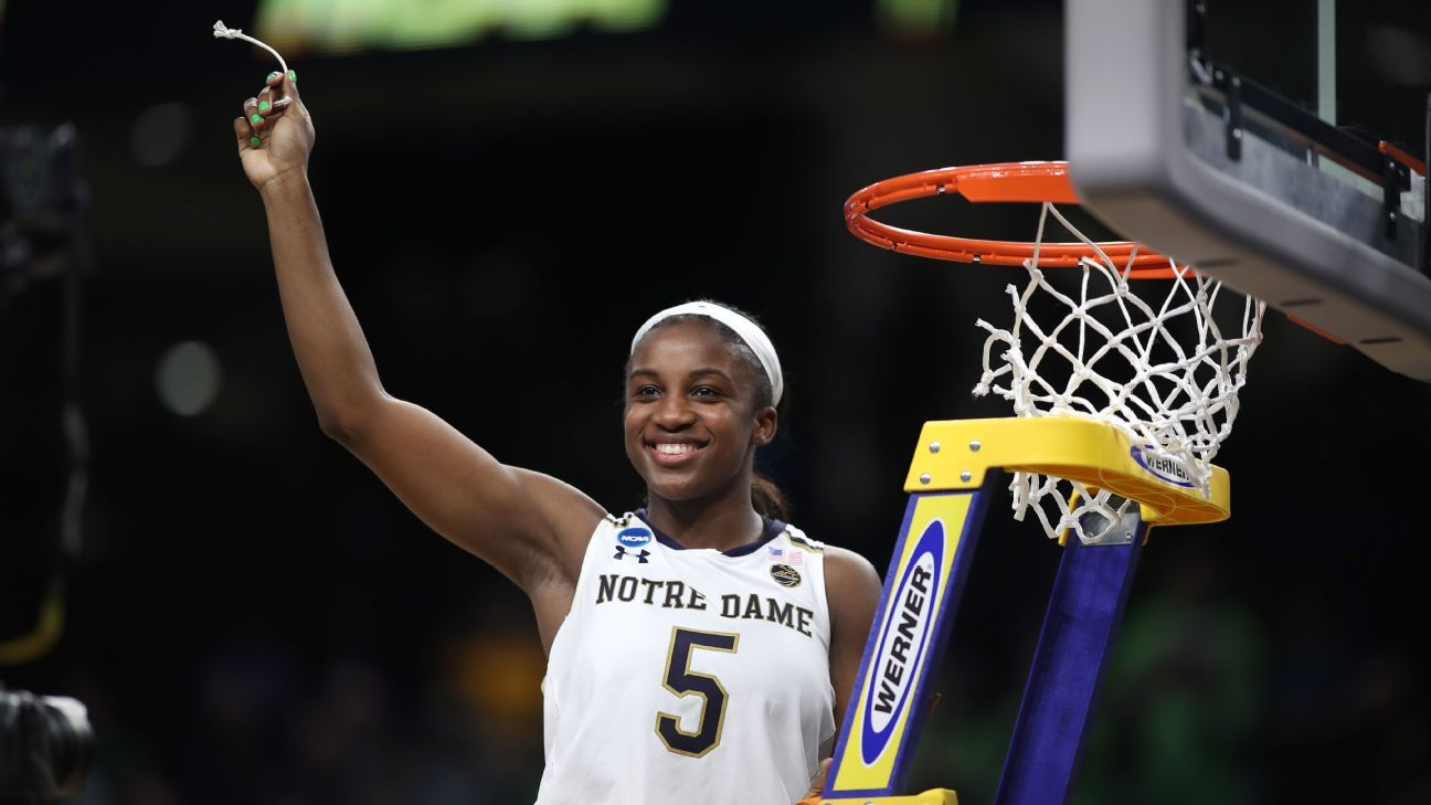 Second-half surge pushes Notre Dame past Stanford and into Women's Final Four