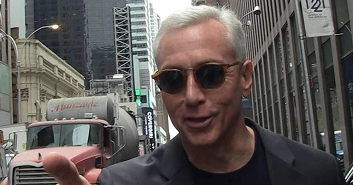 Dr. Drew Says Britney Spears' Dad's Done Well But Maybe Time for Change