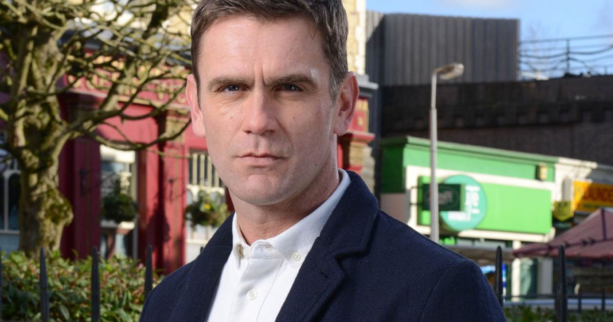 EastEnders' Scott Maslen helps fight knife crime in London by aiding council