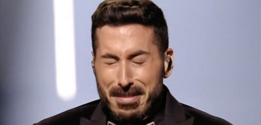 Israel's Eurovision act Kobi Marimi sparks controversy after bursting into tears