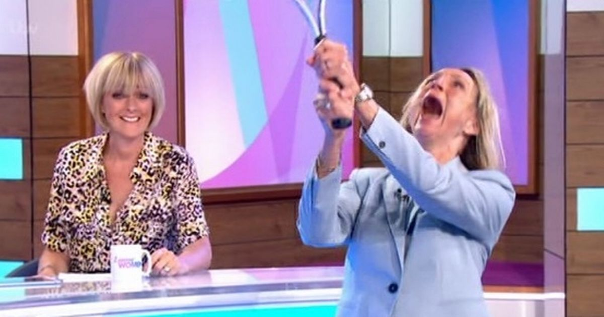 Loose Women's 'angry lady' Carol McGiffin explodes into furious rage live on air