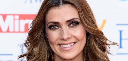 Kym Marsh, 42, becomes grandma for first time as daughter Emilie gives birth