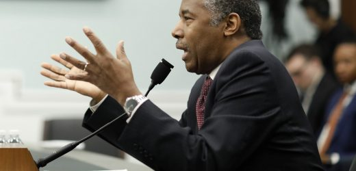 "Ben Carson Got Called Out For ""Mansplaining"" How Lawmakers Should Solve Problems"