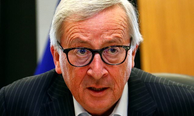 Juncker says Brexit 'logical outcome' of 40 years of British rejection