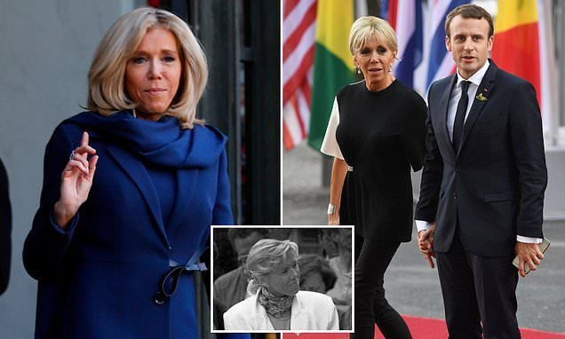 Brigitte Macron became an 'empty shell' when she married Emmanuel