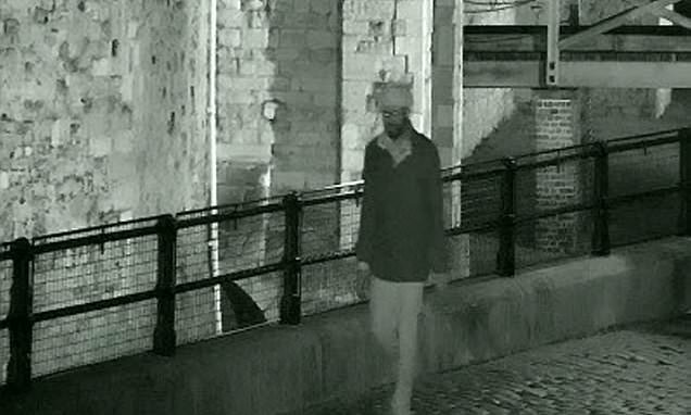 Police hunt man who illegally entered Tower of London late at night