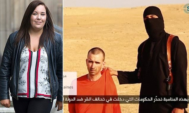 Jihadi John victim's daughter to go to Syria to find father's body