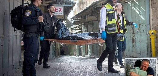 Two Palestinian teens are shot dead by Israeli police