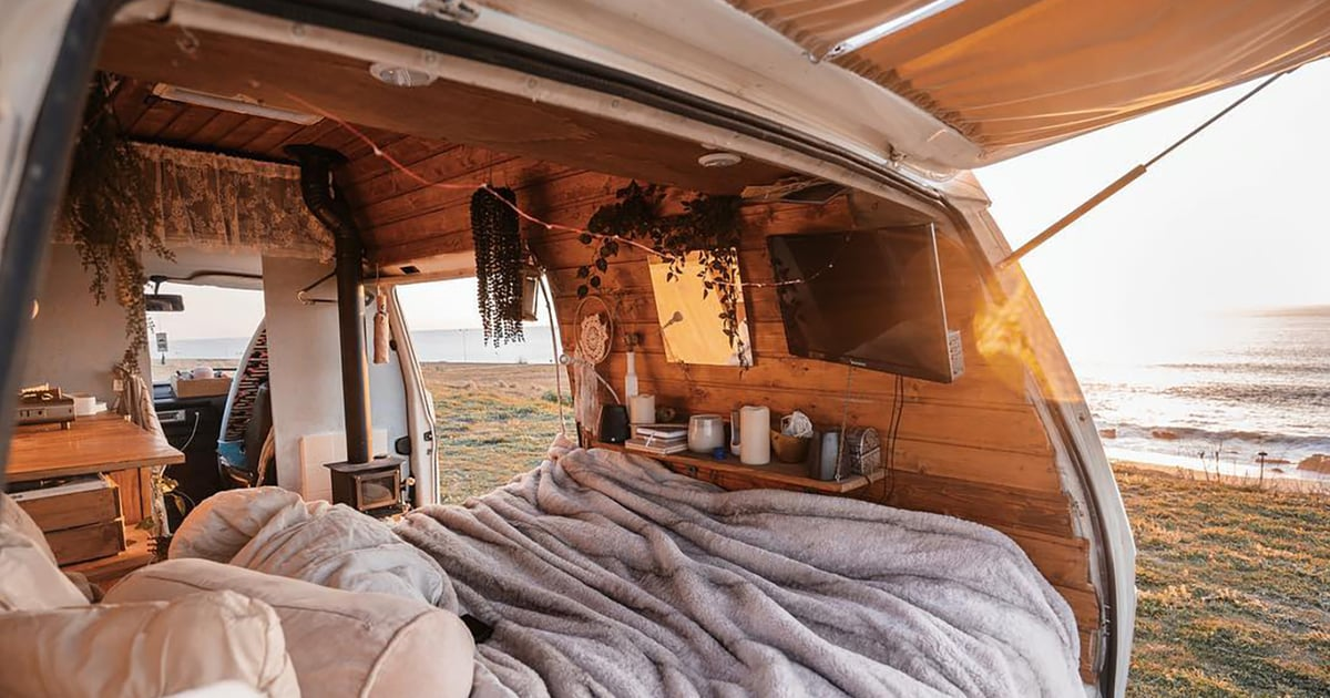 97 Epic Photos of Van Travel That Will Make You Want to See the World on Wheels