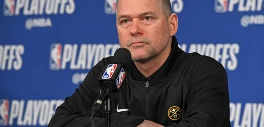 Denver Nuggets coach Michael Malone laments 'epidemic' of school shootings