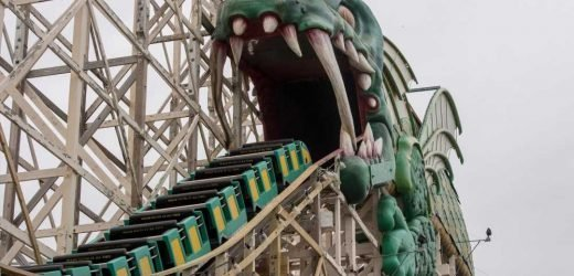 Inspectors find rotten beams, rusted bolts holding up Rye roller coaster