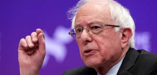 Bernie Sanders calls abortion 'a constitutional right'