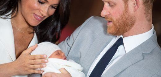 Royal fans have some hilarious thoughts about Meghan and Harry's baby name