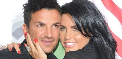 Katie Price apologises to ex Peter Andre and insists they still love each other