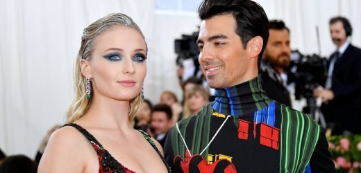 Sophie Turner and Joe Jonas Wore Matching  Louis Vuitton Outfits — Talk About Couple Goals!